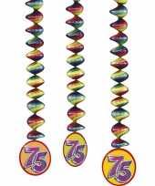 3 stuks rotorspiralen 75 jaar