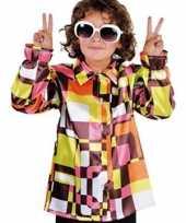 70s overhemd voor kinderen