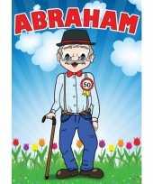 Abraham deurposters