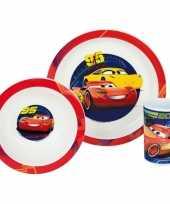 Afgeprijsde cars lunch set voor kids