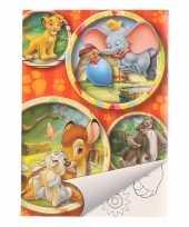 Afgeprijsde disney bambi kleurboeken