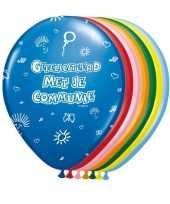 Afgeprijsde feest ballonnen communie