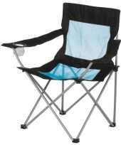 Afgeprijsde festival campingstoel met leuning