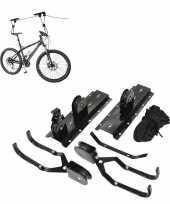 Afgeprijsde fietslift fiets ophangsysteem tot 4 meter
