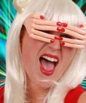 Afgeprijsde grappige bril met vingers