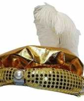 Afgeprijsde hoedje voor sultan volwassenen