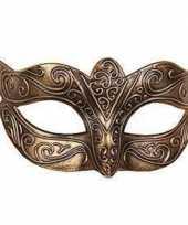 Afgeprijsde italiaans oogmasker goud