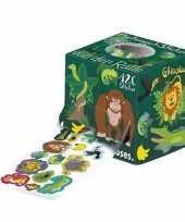 Afgeprijsde jungle stickers 120 stuks