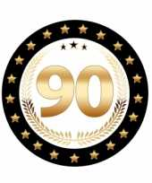 Afgeprijsde luxe 90 geworden bierviltjes