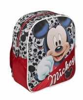 Afgeprijsde mickey mouse gymtas voor kinderen