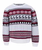 Afgeprijsde nordic kerst sweater voor kinderen