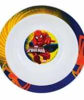 Afgeprijsde papschaaltje spiderman 16 cm
