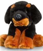 Afgeprijsde pluche mastiff knuffeldier 35 cm