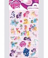 Afgeprijsde poezie album stickers my little pony bubbel