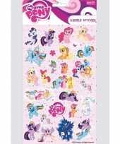 Afgeprijsde poezie album stickers my little pony bubbel