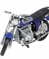Afgeprijsde speelgoed motor bmw r75 1 18
