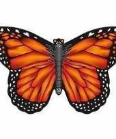 Afgeprijsde speelgoed vlieger monarchvlinder 70 x 48 cm