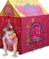 Afgeprijsde speeltent prinses voor kinderen 92 cm