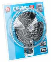 Afgeprijsde ventilator voor in de vrachtwagen auto met 24v aansluiting