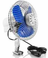 Afgeprijsde ventilator voor in de vrachtwagen met geur en 24v aansluiting