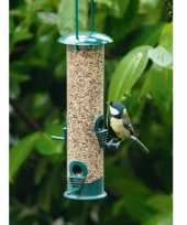 Afgeprijsde voedersilo voor de vogeltjes