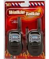 Afgeprijsde walkie talkie speel set voor kinderen