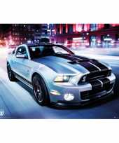 Auto poster ford shelby 61 x 91 5 cm