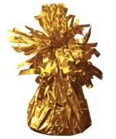 Ballonnen gewicht goud 170 gram