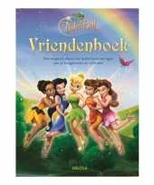 Disney fairies vriendenboek