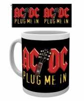 Drink beker acdc