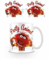 Drinkbeker the muppets animal