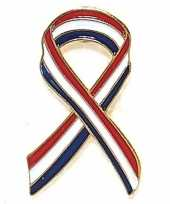 Embleem broche nederlandse krul