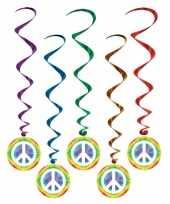 Feest peace teken hangdecoraties