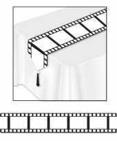 Filmstrip print tafelloper