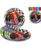 Formule 1 serie bordjes 6 stuks