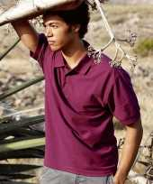 Fruit of the loom polo 65 35