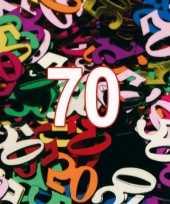 Gekleurde confetti 70