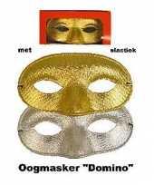 Glitteroogmasker voor een gemaskerd bal