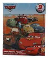 Grabbel kadootjes cars puzzel