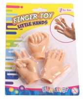 Handjes voor op vingers huidskleur