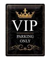 In hollywood stijl metalen plaat voor vip