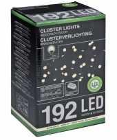 Kerstverlichting warm wit 192 lichtjes
