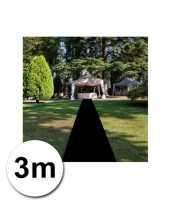 Loper in de kleur zwarte 1 bij 3 meter
