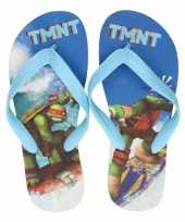 Ninja turtles kids slippers raphael en leonardo
