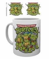 Ninja turtles melkbeker 285 ml