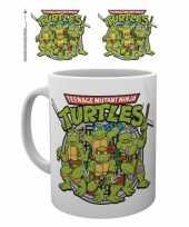 Ninja turtles melkbeker 285 ml