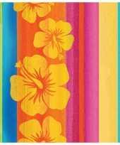 Papieren hawaii servetten 16 stuks