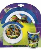 Peuter servies ninja turtles