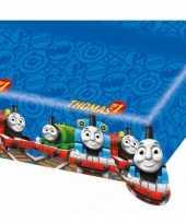 Plastic tafelkleed thomas de trein