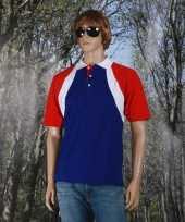 Poloshirt holland voor volwassenen